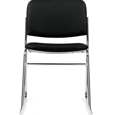 Offices to Go 11697 Armless Stack Chair -0