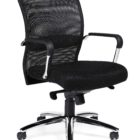 Offices to Go 11790B Mesh Office Chair