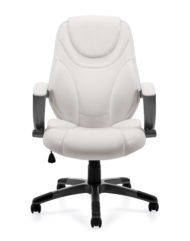 Offices to Go 2787 white executive office chair