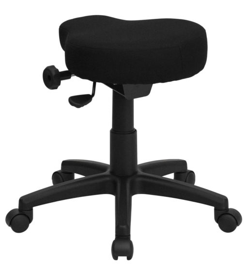 Ergoneel Saddle-Seat Utility Stool-17311