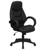 Value Star Ergonomic Leather Executive Chair-0