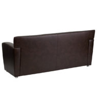 HERCULES Majesty Series Brown Leather Sofa -14658