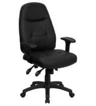 Performance Series Executive Multi-Function Comfort Chair, Black-0