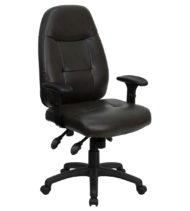 Performance Series Executive Multi-Function Comfort Chair, Brown-0