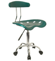 Trendspace Green Studio Desk Chair-0