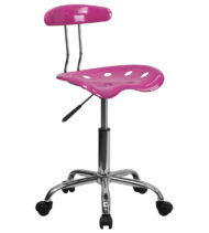 Trendspace Candy Heart Studio Desk Chair-0