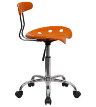 Trendspace Orange Studio Desk Chair-16850