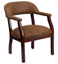 Legends Roosevelt Brown Guest Chair-0