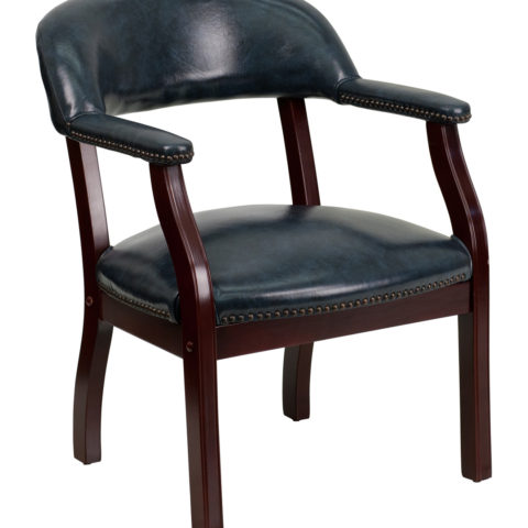 Navy Legends Roosevelt Guest Chair-0