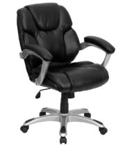 Aristocraft OST Leather Manager Chair-0