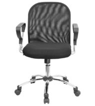 Performance Series Mid-Back Mesh Office Chair-14848