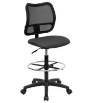 Value Star Mesh Drafting Stool-0