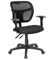 Performance Series Mid Back Mesh Task Chair-0