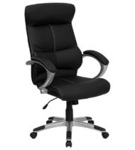 Formfit High Back Executive Chair with Headrest-0