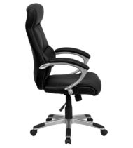 Formfit High Back Executive Chair with Headrest-16442