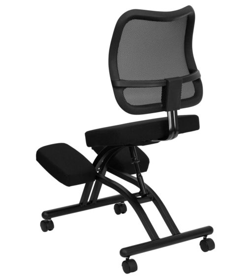 Ergoneel Mobile Ergonomic Kneeling Chair-17327