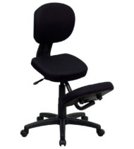 Ergoneel Mobile Ergonomic Kneeling Posture Task Chair-0