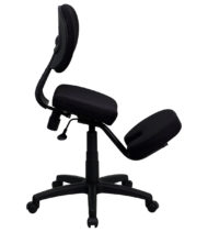 Ergoneel Mobile Ergonomic Kneeling Posture Task Chair-17306