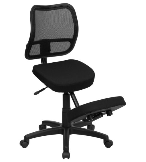 Ergoneel Mobile Ergonomic Kneeling Task Chair-0