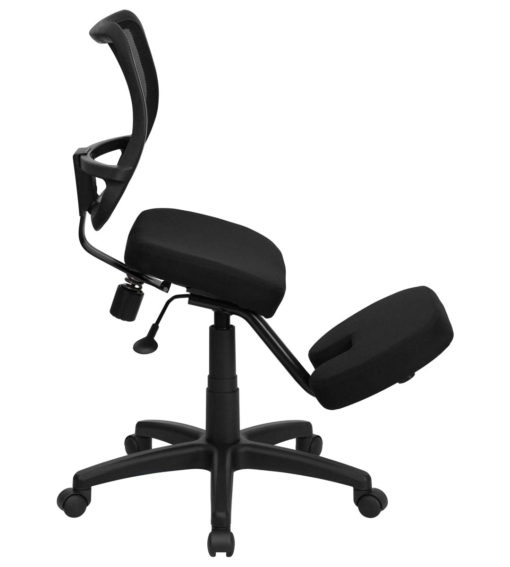 Ergoneel Mobile Ergonomic Kneeling Task Chair-17314