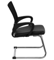 Performance Series Black Synergy Guest Chair-15637