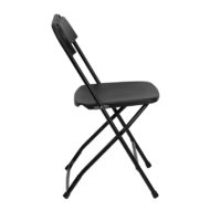 50 Pack - HERCULES Series Black Folding Chair -23664