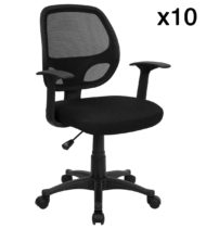 Performance Series MXC Mesh Task Chair - 10 PACK-0