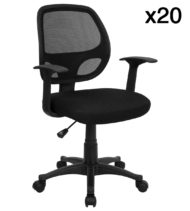 Performance Series MXC Mesh Task Chair - 20 PACK-0