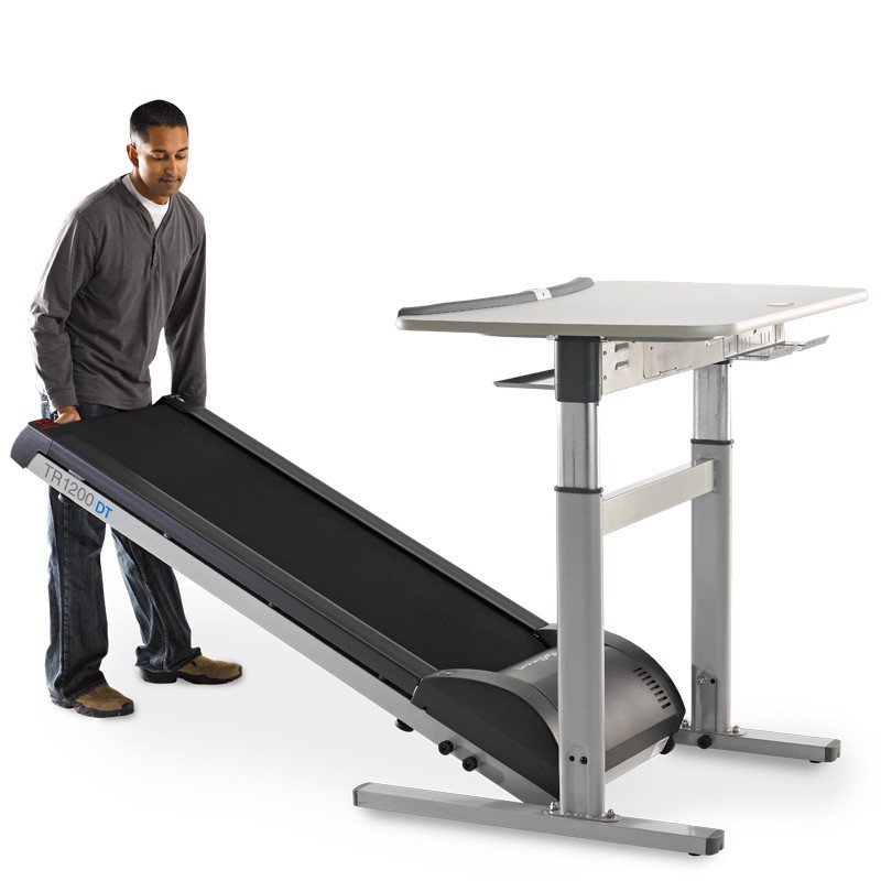 Peachy Lifespan Tr5000 Dt7 Commercial Treadmill W Electronic Adjustable Standing Desk Download Free Architecture Designs Embacsunscenecom