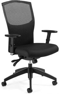 Global Total Office Alero Medium Back Multi-Tilter
