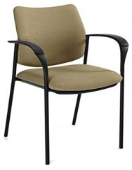 Sidero Armchair for Guests - Medium Beige