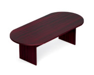 SL9544RS 95 inch racetrack conference table