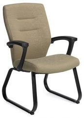 Global Synopsis Armchair - Medium Beige