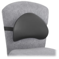 Memory Foam Low Profile Backrest