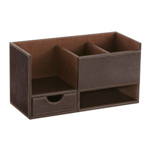 Leather Look Small Organizer 2