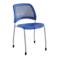 Reve Armless Stackable Chair