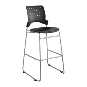 Reve Bistro Counter Height Square Back Chair