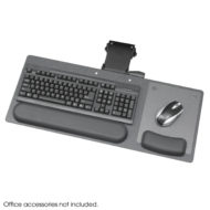 "Ergo-Comfort Low Profile Articulating 28"" Keyboard/Mouse Arm"