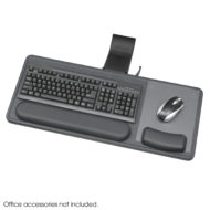 "Ergo-Comfort Low Profile Sit/Stand Articulating 28"" Keyboard/Mouse Arm 4"