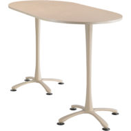 Cha-cha Racetrack top, 72 x 36 Bistro Height