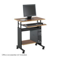 "Muv 28"" Adjustable-Height Workstation,"
