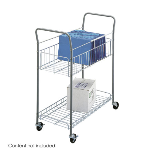 Economy Wire Mail Cart