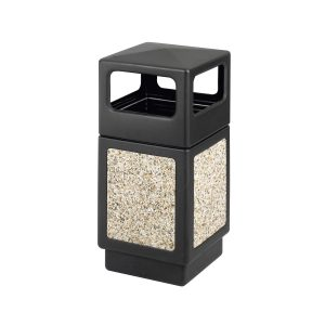 38 Gallon Canmeleon Aggregate Panel Side Open
