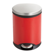 1.5 Gallon Ellipse Step-On Receptacle front view