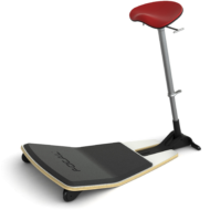 Locus Seat angled with mat