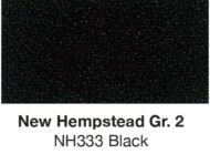 New Hempstead Grade 2 NH333 Black Cloth