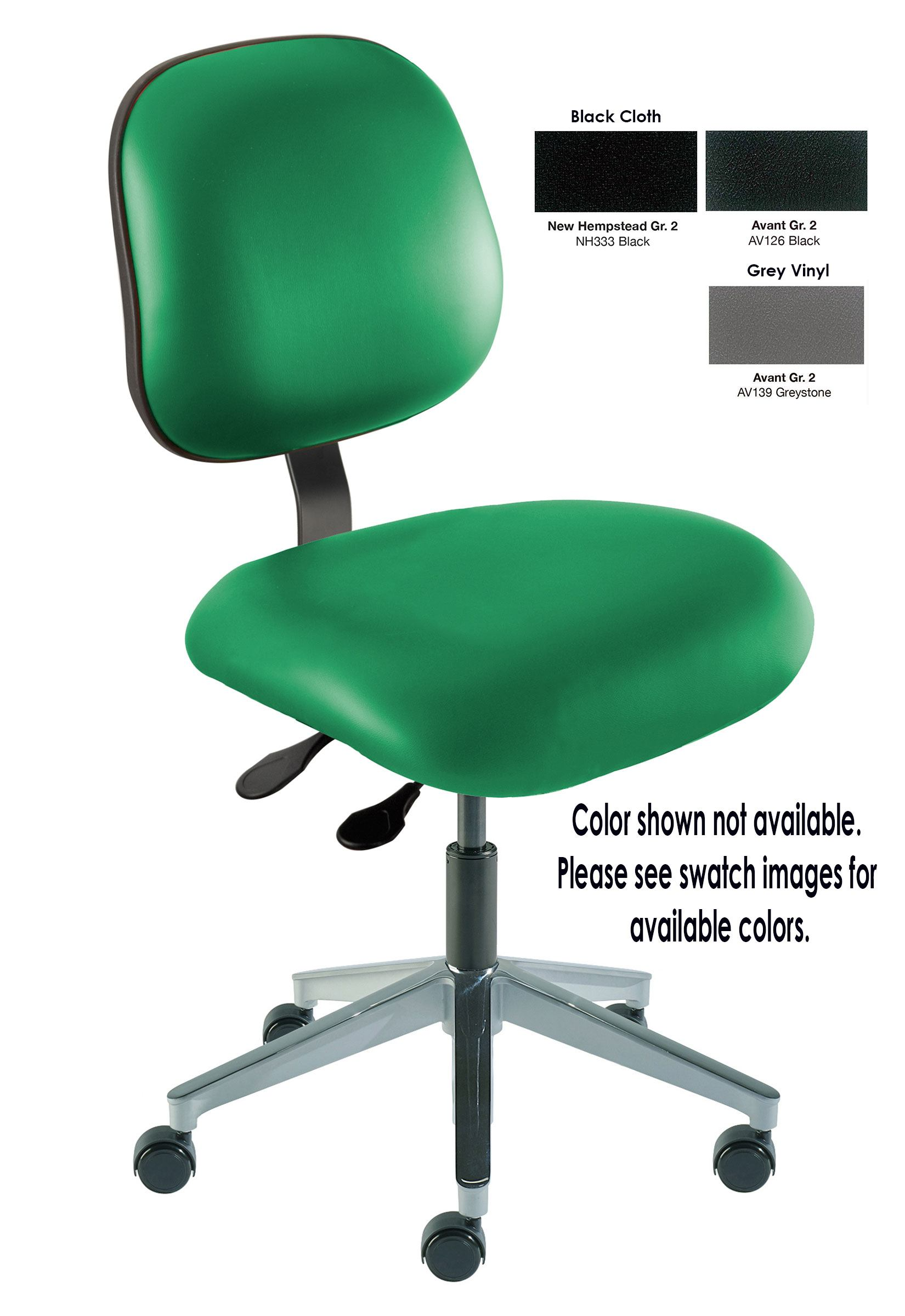 sc 1 st  TheOffyce.com & BioFit Elite Series EEA-L-RC Low Height Task Chair - TheOffyce.com