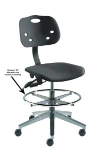 BioFit ArmorSeat Series GGA-M-RC Medium Height