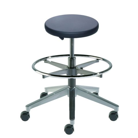 BioFit Traxx Series TXA-H-RC High Height Stool
