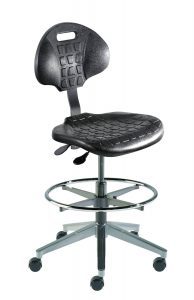 BioFit UniqueU Series UUA-H-RC High Height Task Chair